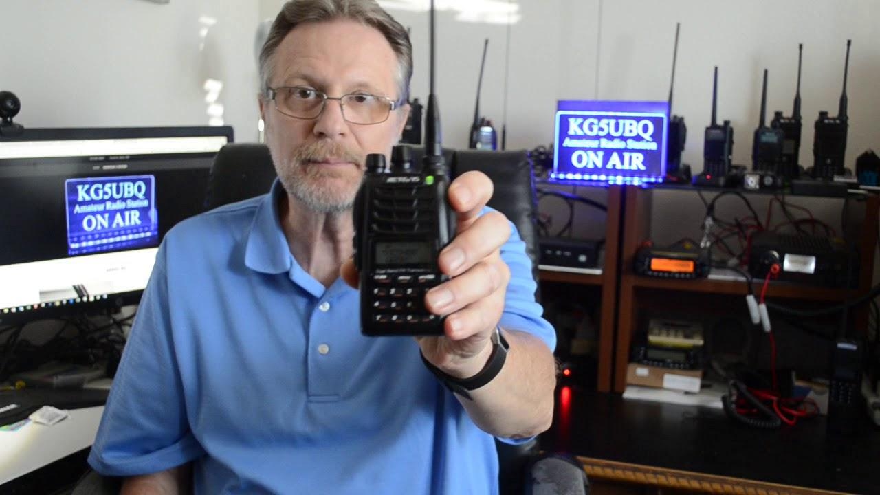 Retevis RT23 Walkie Talkie Cross-Band Repeater U//V FM Two-Way FM Radio Dual PTT