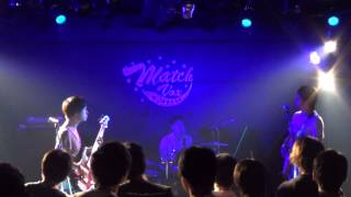 "2013/8/10 Sat. 春の定期演奏会 7バンド目「くず」 ""ACIDMAN""のコピー..."