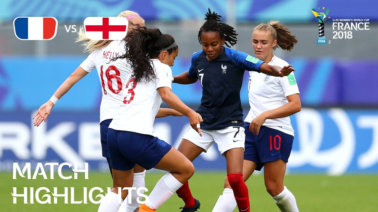 france-v-england-fifa-u-20-women-s-world-cup-france-2018-match-31