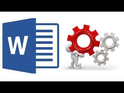 Как создать документ в формате doc