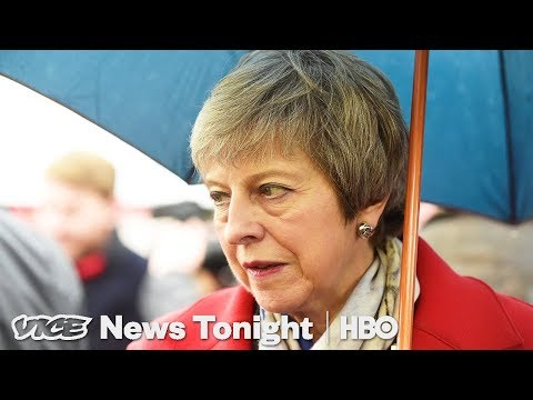 No One Knows How Theresa May Has Survived Brexit This Long (HBO)