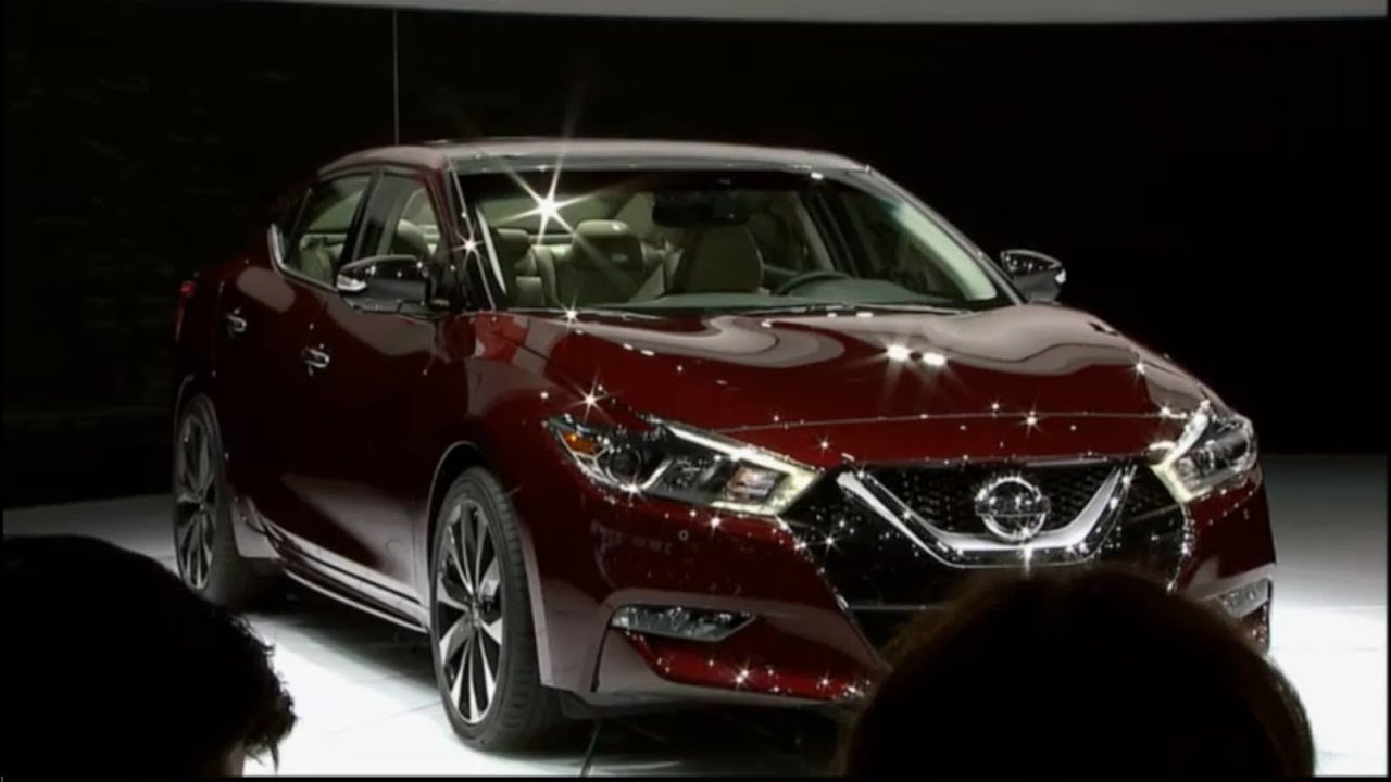 Nissan Maxima 2016 YouTube