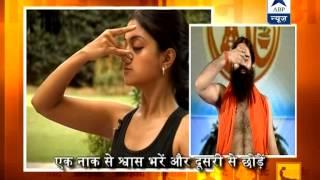 Video Baba Ramdev's Yog Yatra: Pranayam for healthy heart download MP3, 3GP, MP4, WEBM, AVI, FLV Juli 2018
