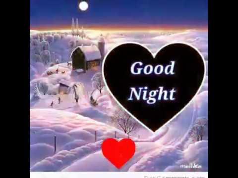 New Good Night Video For WhatsApp