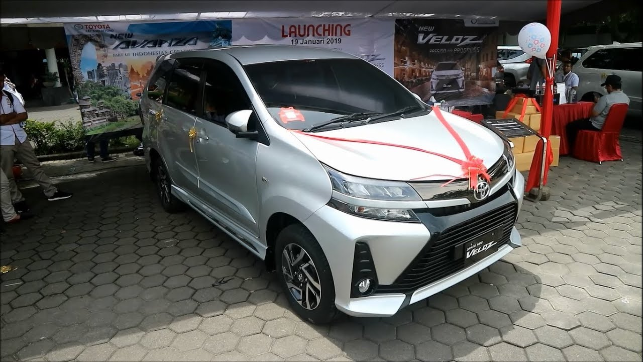 review toyota grand new veloz 1.5 2015 at thn 2019 youtube