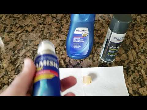 JOCK ITCH & ATHLETES FOOT: HOW TO GET RID OFF!