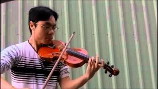 Trinity TCL Violin 2016-2019 Grade 2 A6 Chopin arr. Cohen Grande Valse Brillante Performance