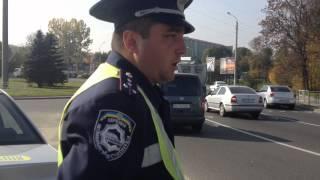 ДАІ Львова інспектор Калитич: