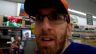 I filmed this final video today for you all inside of walmart and a lot of cool things