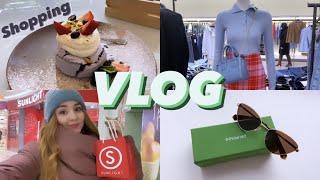 NEW Shopping VLOG По магазинам Reserved Zara Mango Sinsay и тд Очки Polaroid Покупки в Sunlight