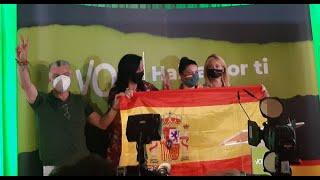 "Macarena Olona: ""Acostumbraos a esta bandera"""