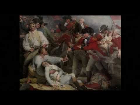 Lecture 8, John Trumbull and Historical Fiction: The Battle of Bunker's Hill, June 17, 1775 (1786)