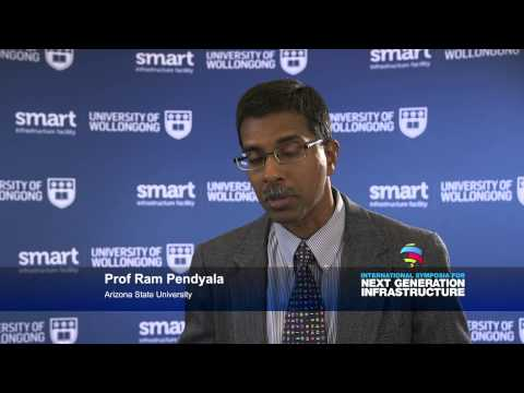 Highlights from the International Symposium for Next Generation Infrastructure 2013