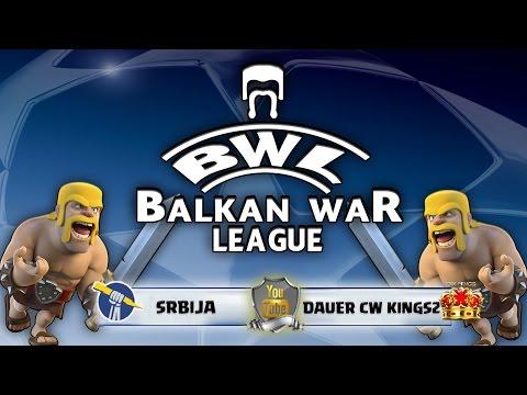 BALKAN WAR LEAGUE - SRBIJA VS DAUER CW KINGS 2