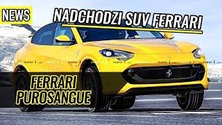SUV Ferrari Purosangue, Ford Focus ST kombi, BMW serii 1 - #219 NaPoboczu