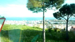 Tanger 2010 - panoramic coastal view 01.MOV