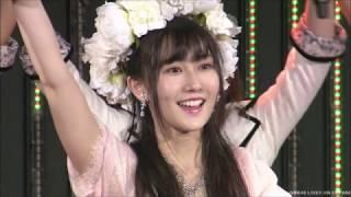 NMB48の矢倉楓子が4月10日、大阪市内のNMB48劇場で卒業公演を行い、約7年間に及ぶアイドル生活に別れを告げた。 「皆さんと一緒に、私の青春の全てを懸けて、 ...