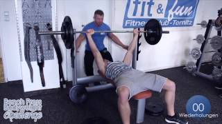 Video Fit&Fun Fitnessclub Ternitz Bench Press Challenge 2014 download MP3, 3GP, MP4, WEBM, AVI, FLV November 2017