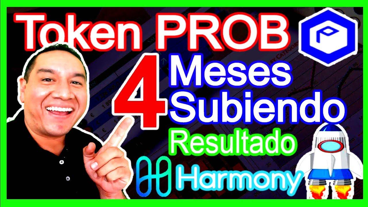 🚀 Criptomoneda Subiendo 4 Meses SIN PARAR || Resultado Harmony Token