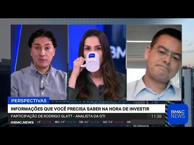 Rodrigo Glatt na BM&C News: Até que ponto as falas de Bolsonaro podem impactar a situação da PETR