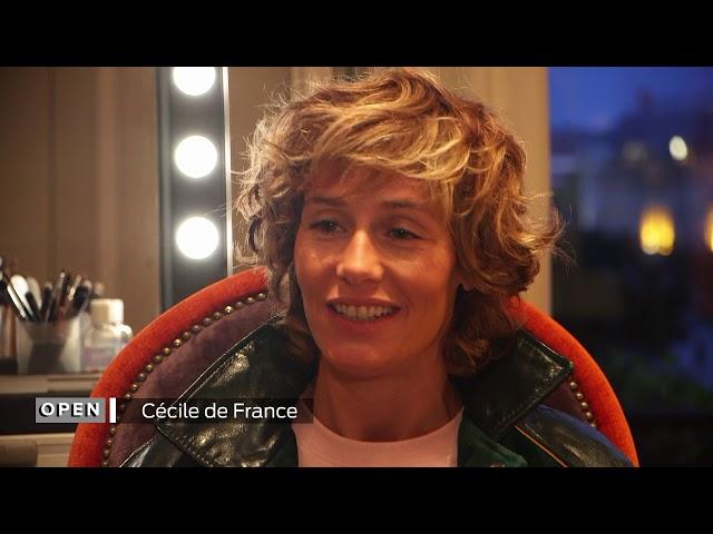 Open -  Cécile de France