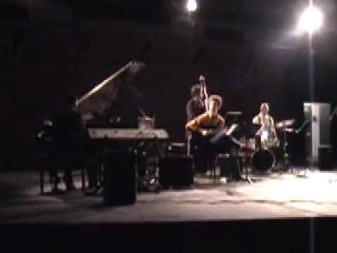 Witness Matlou, jazz piano with friends: Footprints, Drake University, Des Moines, IA