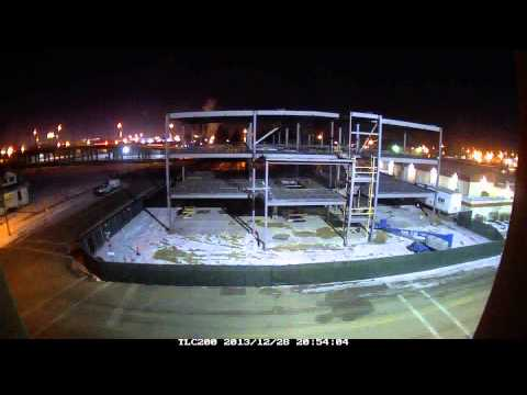 Canyon County Administration Building Construction Timelapse