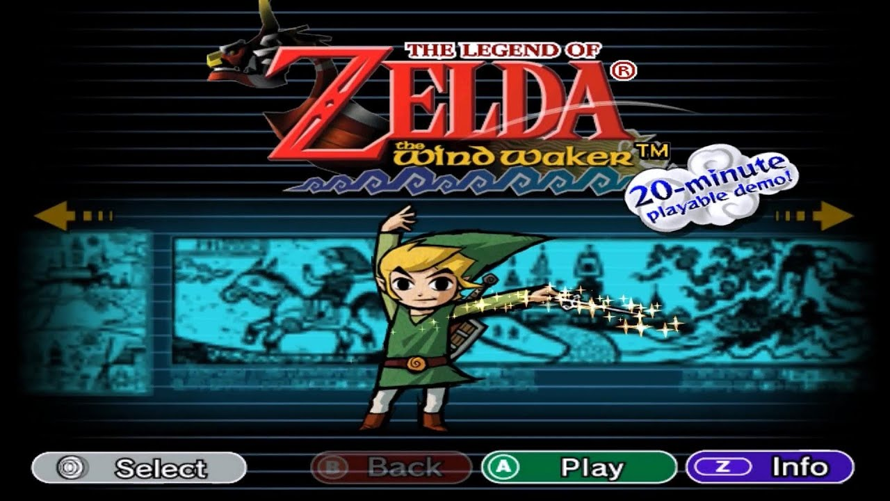 The Legend of Zelda: Collector's Edition - Dolphin Emulator Wiki