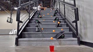 ping pong trick shots 4 dude perfect