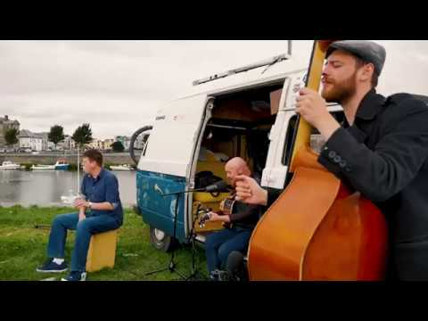 Hot Whiskey - Fishermen's Blues (SLVS Van Session) Galway