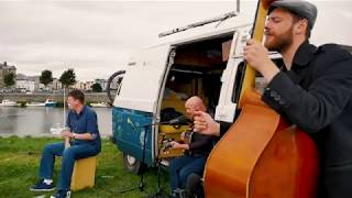 Hot Whiskey - Fishermen's Blues (SLVS Van Session) Galway
