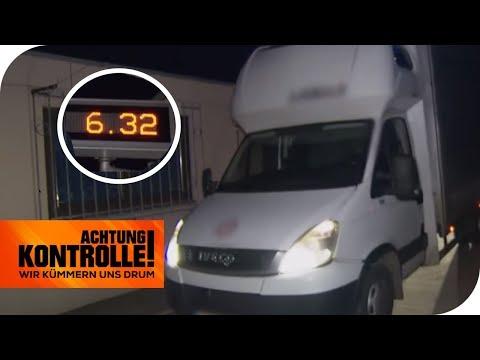 Gefährlicher LKW auf der Autobahn: Überladung extrem | Achtung Kontrolle | kabel eins