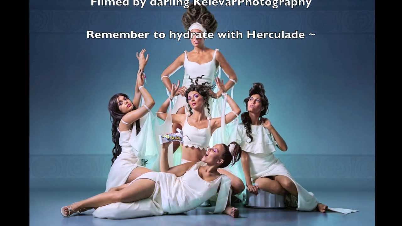 genki 2013 hercules muses cosplay performance act youtube