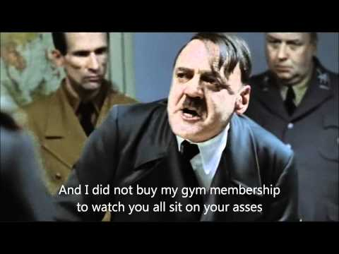 Hitler Works in Public Accounting