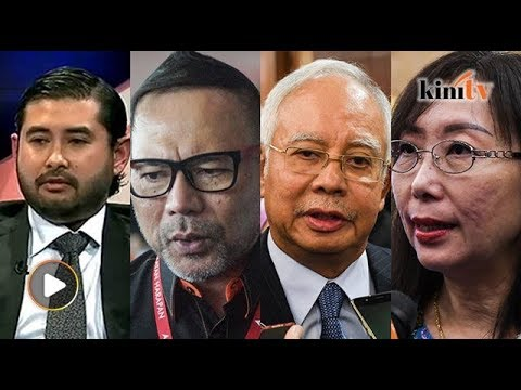 TMJ mohon maaf, Khairuddin kagum, Najib tempelak Teresa Kok - Sekilas Fakta 3 Jan 2019