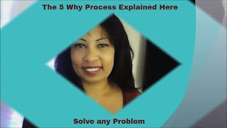 The 5 Whys Problem Solving Process