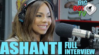 Ashanti on Ja Rule, First Lady Michelle Obama, And More! (Full Interview)   BigBoyTV