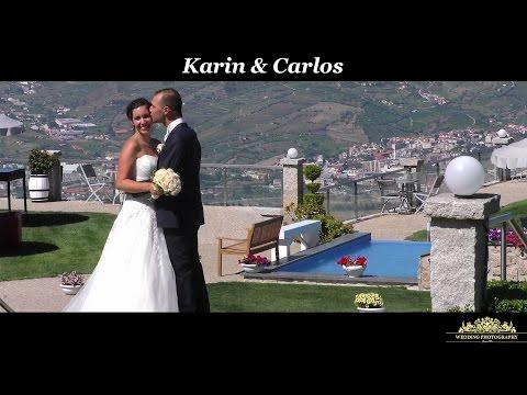 4K Samday Edit: Karin & Victor. Quinta Paraiso Douro. Lamego
