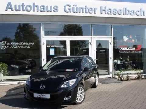 mazda 3 mzr cd 185ps sports line xenon bose navi. Black Bedroom Furniture Sets. Home Design Ideas