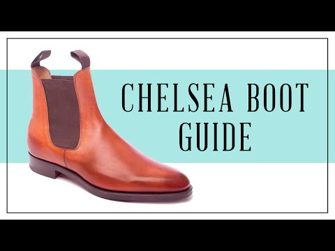 Chelsea Boots Guide | The Classic Men's Boot Explained