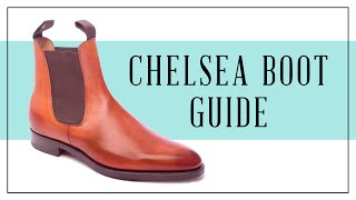 Chelsea Boots Guide | The Classic Men s Boot Explained
