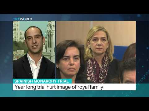Spanish Monarchy Trial: Princess Cristina acquitted of fraud