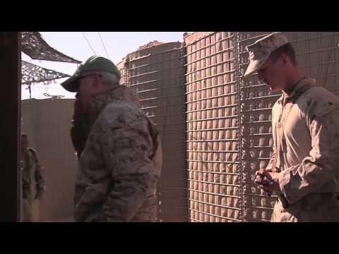 Secretary of the Navy visits Marines, sailors