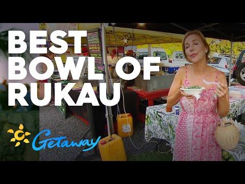 Cook Islands Cuisine   Getaway 2020