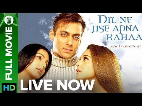 Dil Ne Jise Apna Kahaa  | Full Movie LIVE On Eros Now | Salman Khan, Preity Zinta, Bhoomika Chawla