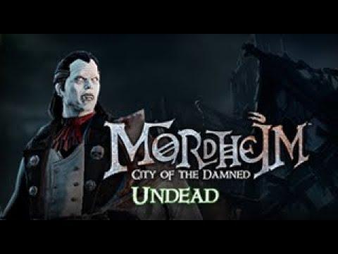 Mordheim - CotD Season 2 Mission 8.2 (Vampires)
