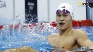 Sun Yang won Gold for Men's 200m freestyle