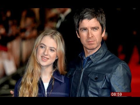 Noel Gallagher, His Daughter Anais & That Tattoo Problem…