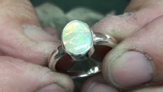 Opal ring preview