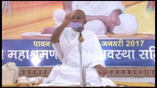 Bhagya se bhi prusarth ka maatva by Acharya Mahashraman Acharya Shri Mahashraman I Terapanth